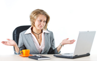 Businesswoman - I don't know!